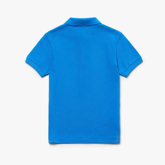polo-regular-fit-kids-lacoste-tinta-unita-azzurro