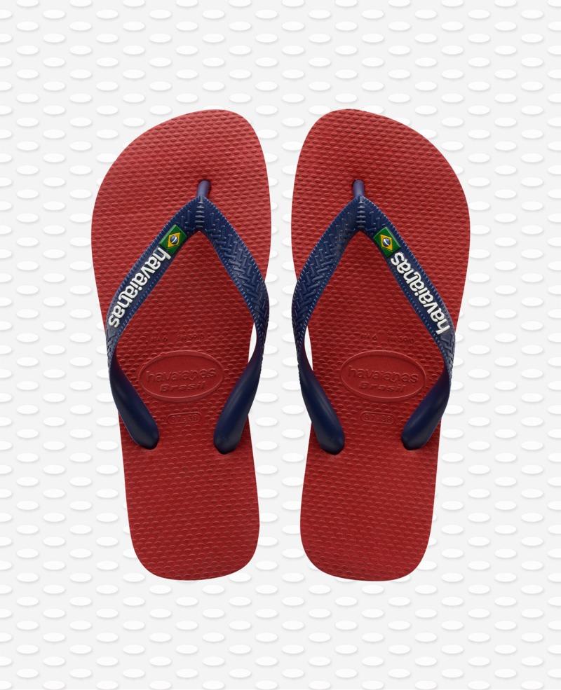 brasil-logo-infradito-da-bagno-colore-rosso