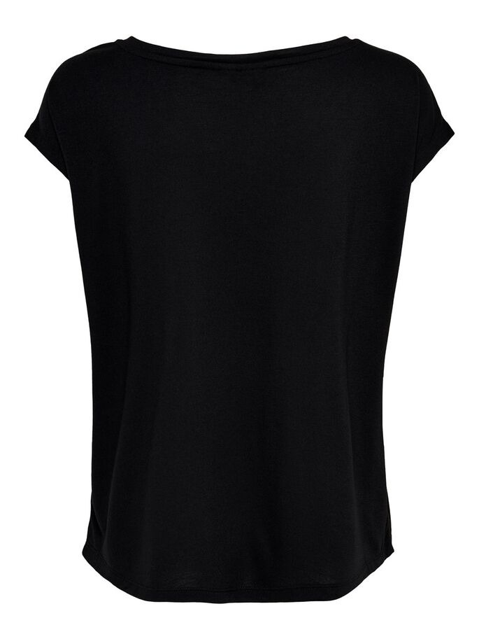 t-shirt-only-play-colore-nero