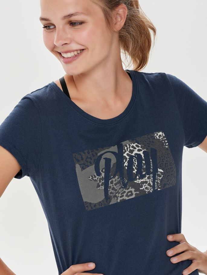 t-shirt-only-play-donna-col-blu