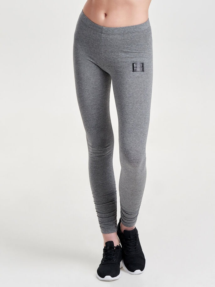 leggings-only-play-grigio