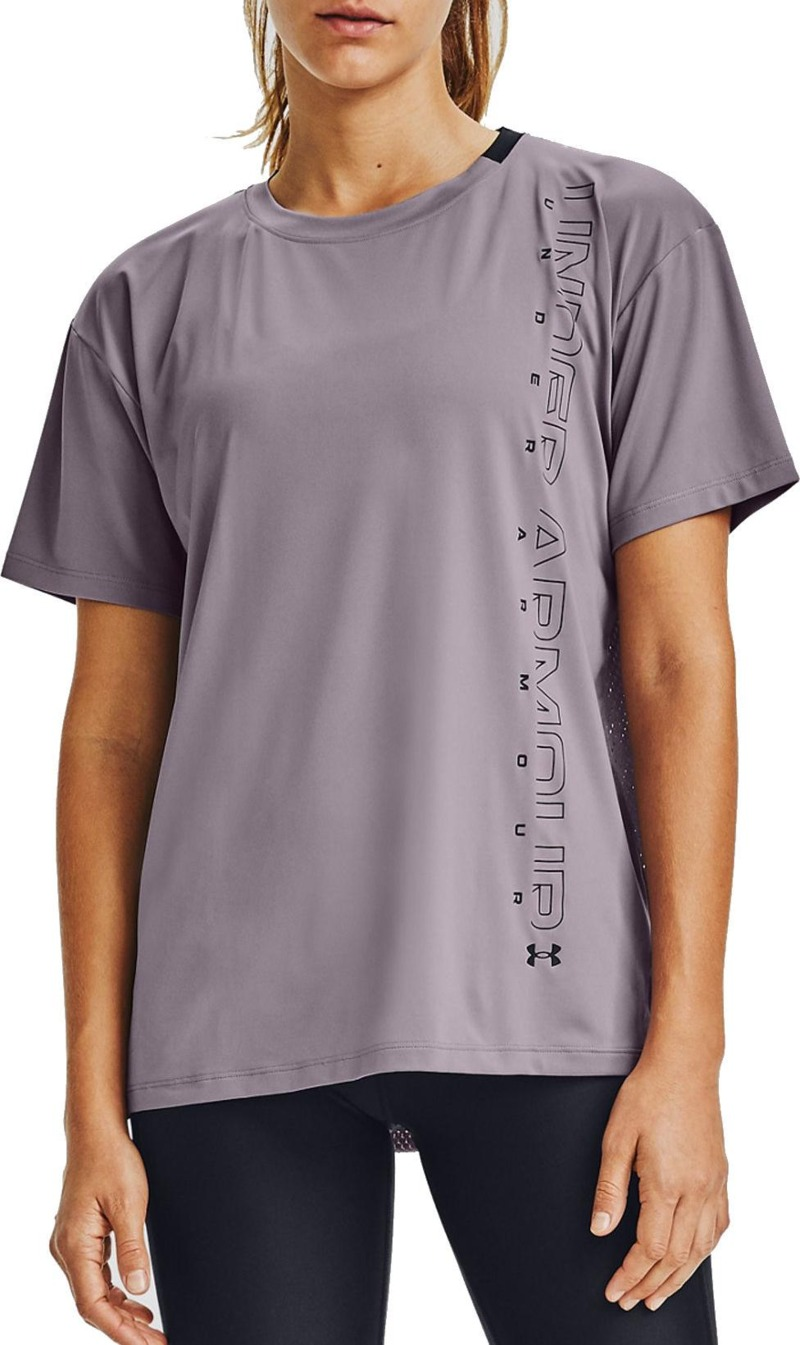 t-shirt-under-armour-graphic-lilla