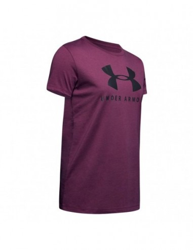 t-shirt-under-armour-donna-big-logo